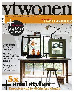 Huis en atelier in VTwonen